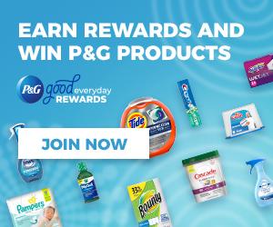 P&G REWARDS!