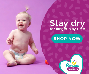 Purchase Pampers Cruisers - Great Deals