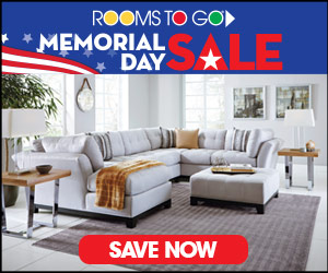 Shop The Latest Sales And Deals From Rooms To Go