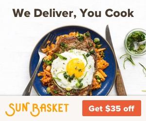 Sun Basket Best Meal Kit Delivery Services