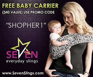 FREE Baby Sling!  (Just Pay Shipping)