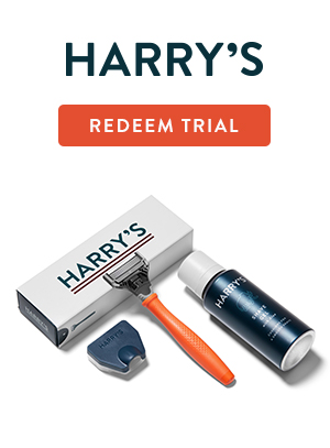 Harry's Shave Club