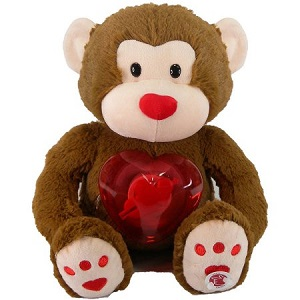 LED Message Monkey ONLY $4.80 (Was $15)