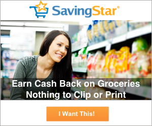SavingStar - App that pays you to grocery shop