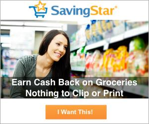 SavingStar digital coupons